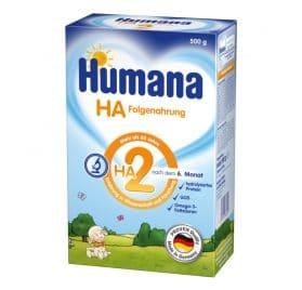 Humana HA 2 + Prebiotikas
