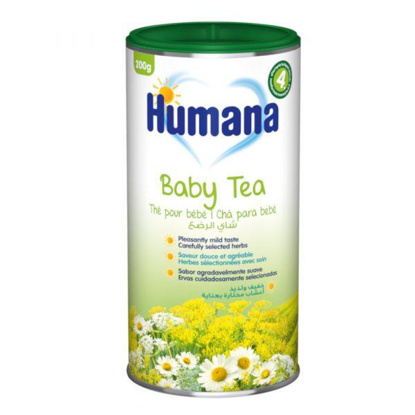 Humana tēja zīdaiņiem