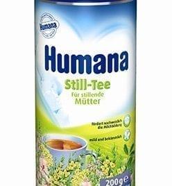Humana tēja barojošām mātēm