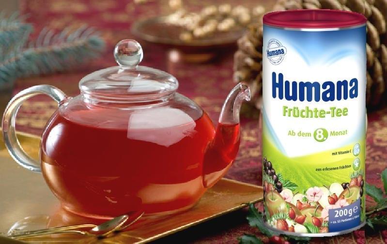 Humana augļu tēja aukstiem ziemas vakariem