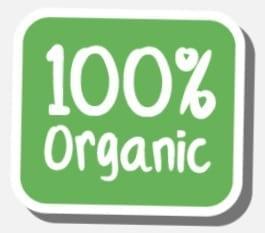 100 organic