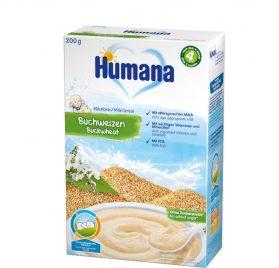 Humana Griķu putra ar pienu, 200g
