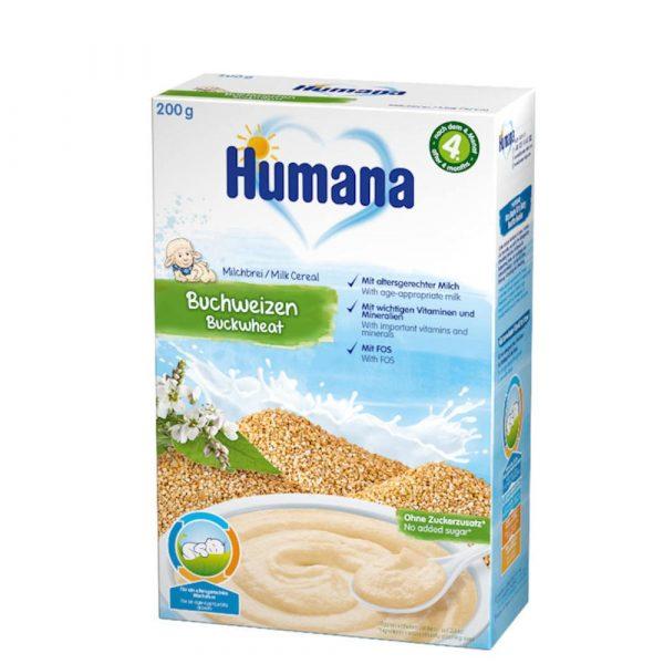 Humana Griķu piena putra