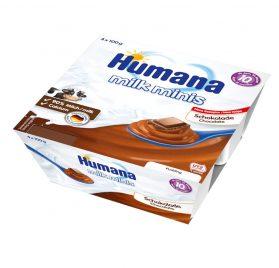 Humana Milk Minis Šokolādes pudiņš 400g
