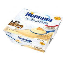 Humana Milk Minis Cepumu mannas deserts ar kviešu graudiem 400g
