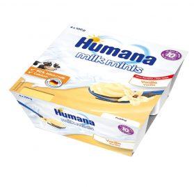 Humana Milk Minis Vaniļas pudiņš 400g