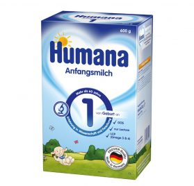 Humana Anfangsmilch 1 600g