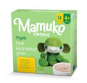 MAMUKO BIO zaļo griķu putra 240 g