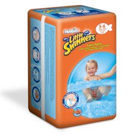 Huggies Swimmers peldešanai 12-18kg izmērs 5-6 (11 gab.)