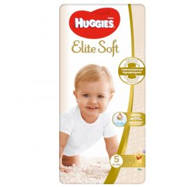 Huggies Elite Soft 5 MP autiņbiksītes 12-22kg 56 gab. NEW