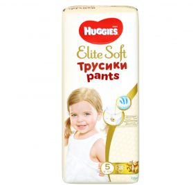 Huggies Elite Soft Pants 5 biksītes 12-17kg 38 gab.
