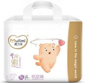 Mulimi autiņbiksītes XXL 15+ kg 34 gab