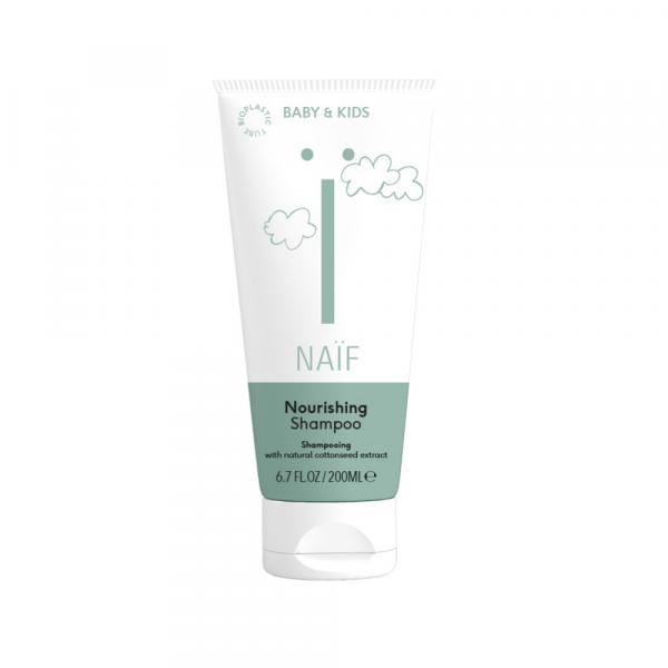 Naïf Baby & Kids Care barojošs bērnu šampūns