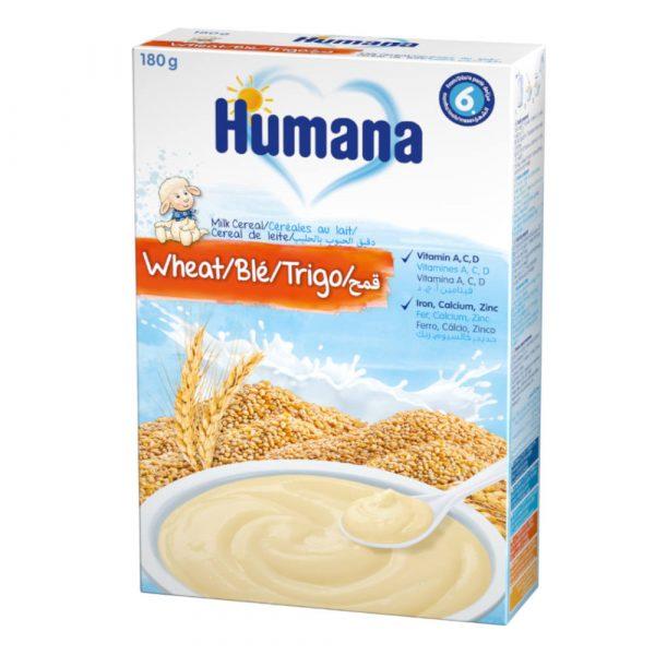 Humana Kviešu piena putra